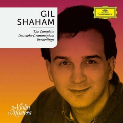 Gil Shaham - The Complete Deutsche Grammophon Recordings 22CD limitált