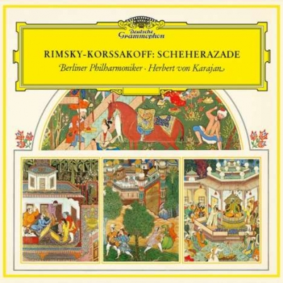 Nikolai Rimsky-Korssakoff: Scheherazade op.35 (180g LP)