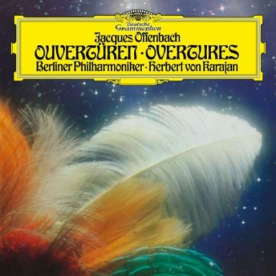 Jacques Offenbach: Ouvertüren (180g LP)