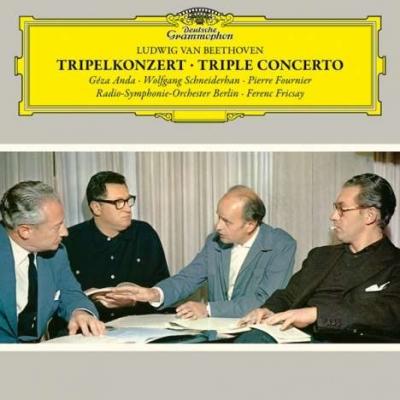 Ludwig van Beethoven: Tripelkonzert op.56 (180g LP)