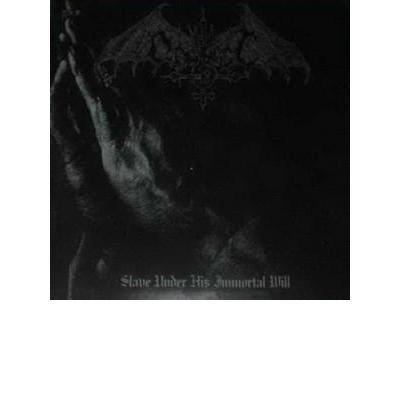Slave Under His Immortal Will CD single