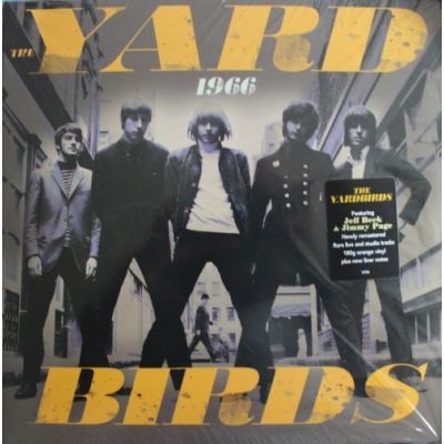 1966 - Live & Rare LP