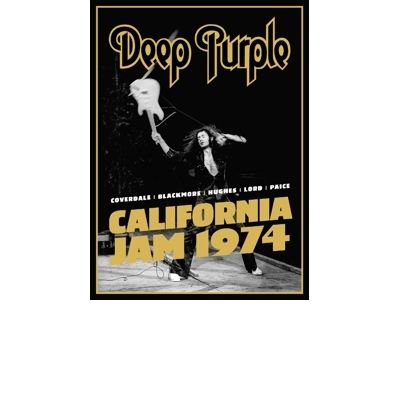 California Jam 1974 DVD