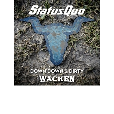 Down Down & Dirty At Wacken 2LP + DVD