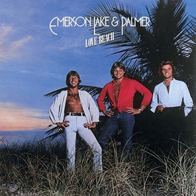 Love Beach-2017 Remaster [Vinyl LP]