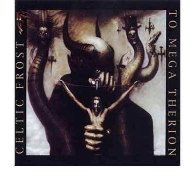 TO MEGA THERION -REISSUE- 2LP