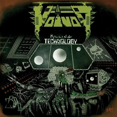 Killing Technology [Vinyl LP]