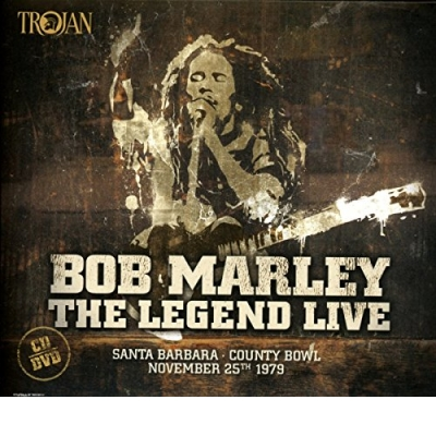 Legend Live-Santa Barbara County Bowl Nov.25th '79 (CD+DVD)