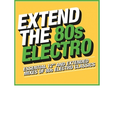 EXTEND THE 80S ELECTRO 3CD