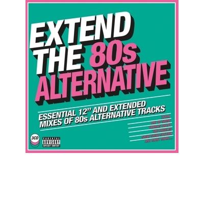 Extend the 80's - Alternative 3 CD