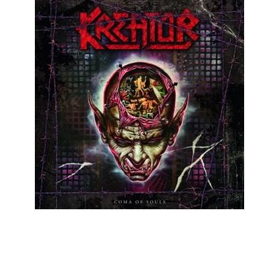 Coma of Souls  2CD Deluxe Mediabook