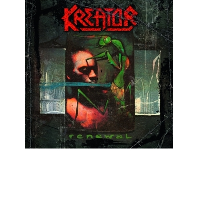 Renewal  1CD Mediabook Deluxe Edition