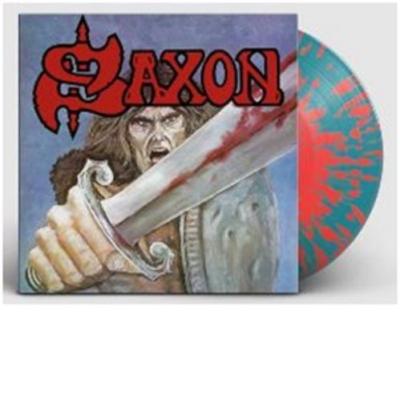 SAXON -COLOURED- LP