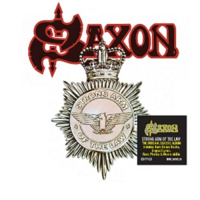 Strong Arm of the Law   Expanded Mediabook Version of 1980 Album