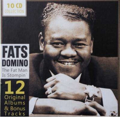 Domino - 12 Original Albums 10CD