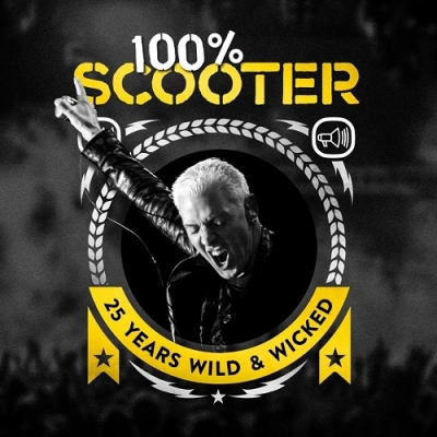 100% Scooter - 25 Years Wild & Wicked (3CD Digipack)