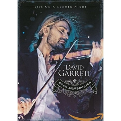 Rock Symphonies -Live On a Summer Night DVD