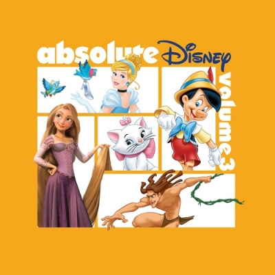 ABSOLUTE DISNEY VOL 3