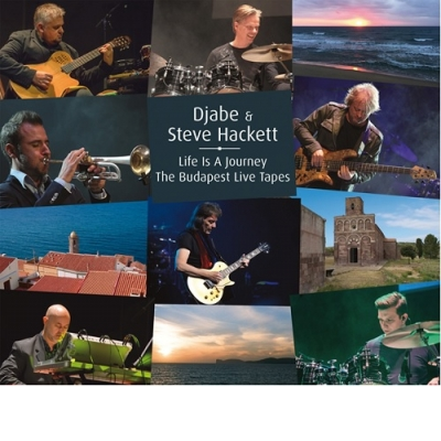 Life Is a Journey-The Budapest Live Tapes 2CD+DVD