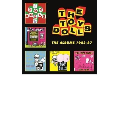 Albums 1983-87 5CD