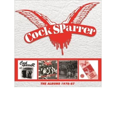 Albums 1978-87 4CD