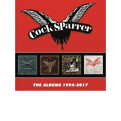 Albums 1994-2017 4CD