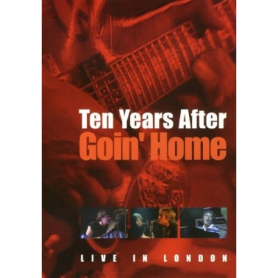 TEN YEARS AFTER GOING HOME-LIVE FROM LONDON DVD