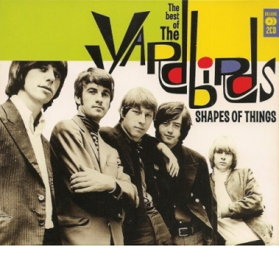 Shapes Of Things - The Best Of The Yardbirds 2CD