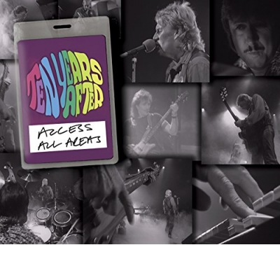 Access All Areas CD+DVD
