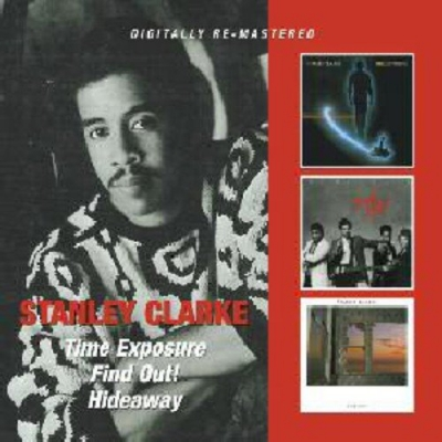 Time Exposure/Find Out!/Hideaway (2 CD)