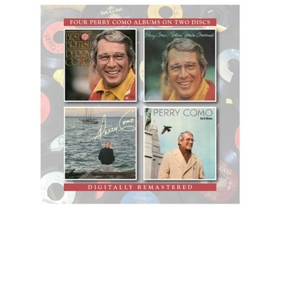 Best of British/Where You're Concerned/Perry Como/So It Goes (2CD)