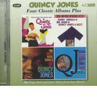 Jones - Four Classic Albums Plus 2CD
