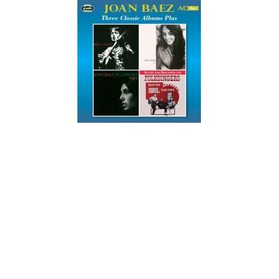 Baez - Three Classic Albums Plus 2CD