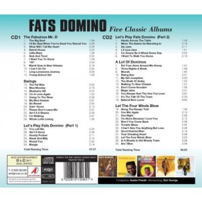 Five Classic Albums 2CD