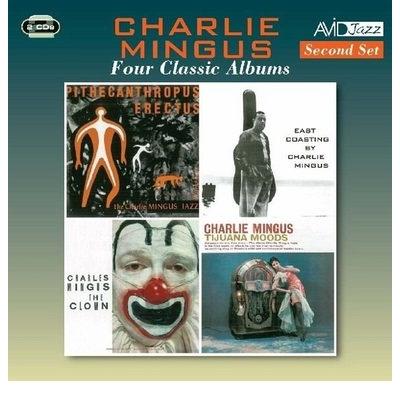 FOUR CLASSIC ALBUMS 2CD