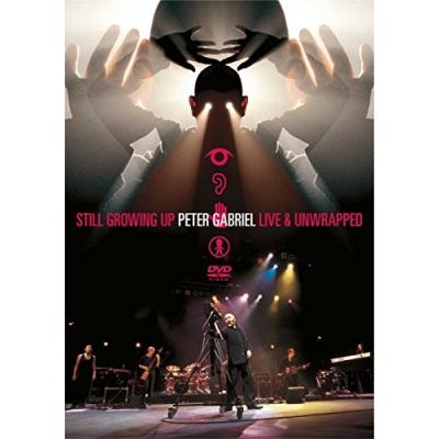 Peter Gabriel - Growing Up Live [2 DVD]
