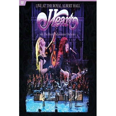 Heart - Live at the Royal Albert Hall DVD