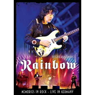 Rainbow - Memories in Rock: Live in Germany DVD
