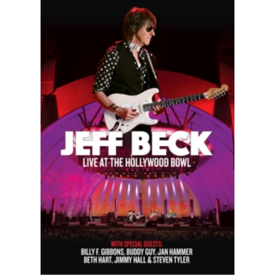 LIVE AT THE HOLLYWOOD BOWL  DVD