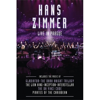 LIVE IN PRAGUE DVD
