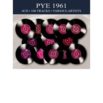 Pye 1961 (4CD)