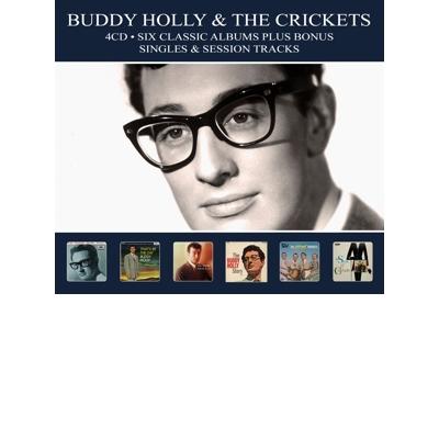 Six Classic Albums + Bonus Singles & Session Tracks 4CD