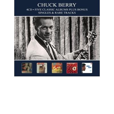 Five Classic Albums  Plus Bonus Singles & Rare Tracks 4CD