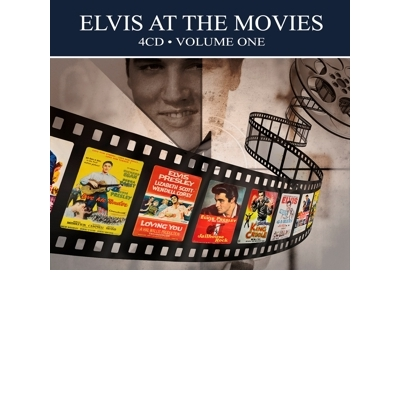 Elvis At the Movies, Vol. 1   Six Classic Albums  Digipak 4CD