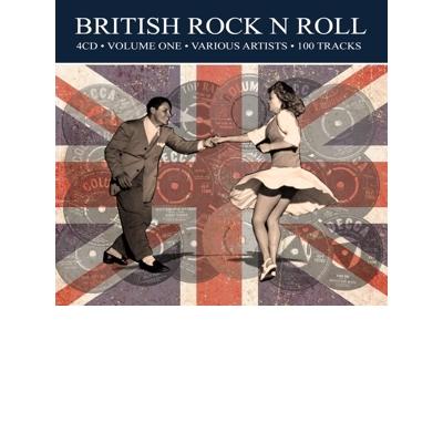 BRITISH ROCK N ROLL-4 DIGICD-