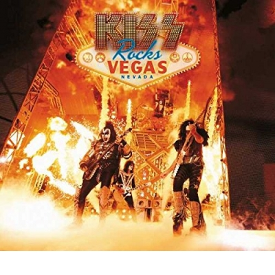 Kiss: Rocks Vegas - Live At The Hard Rock Hotel [DVD+CD]