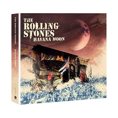 Rolling Stones - Havana Moon ( DVD + 2 CD)