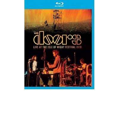LIVE AT THE ISLE OF WIGHT Blu-Ray
