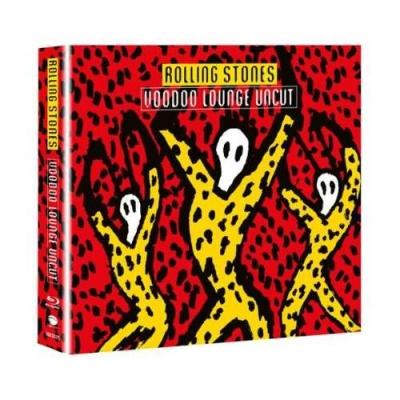 VOODOO LOUNGE UNCUT 2CD+Blu-Ray