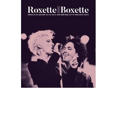ROXETTE (LTD.)4DVD